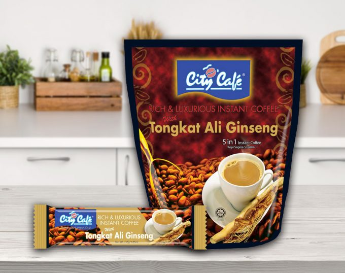 tongkat ali ginseng coffee product image
